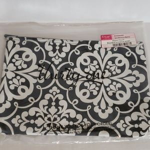 Thirty one Zipper Pouch Medallion Medley NEW